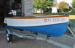 Jerry's boat